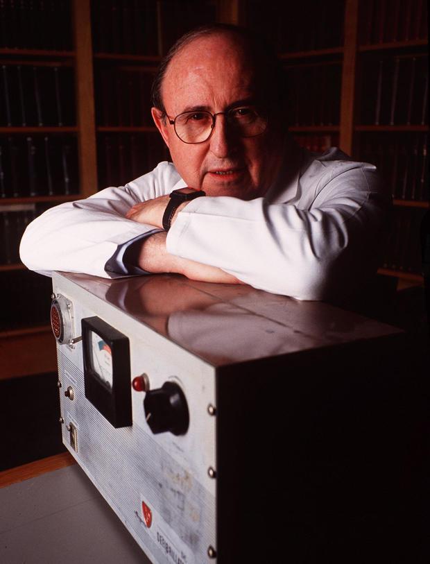 Dr. Bernard Lown