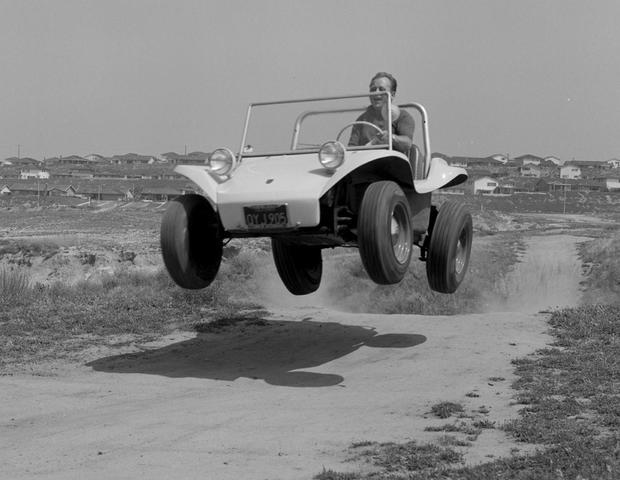 Bruce Meyers Manx Dune Buggy