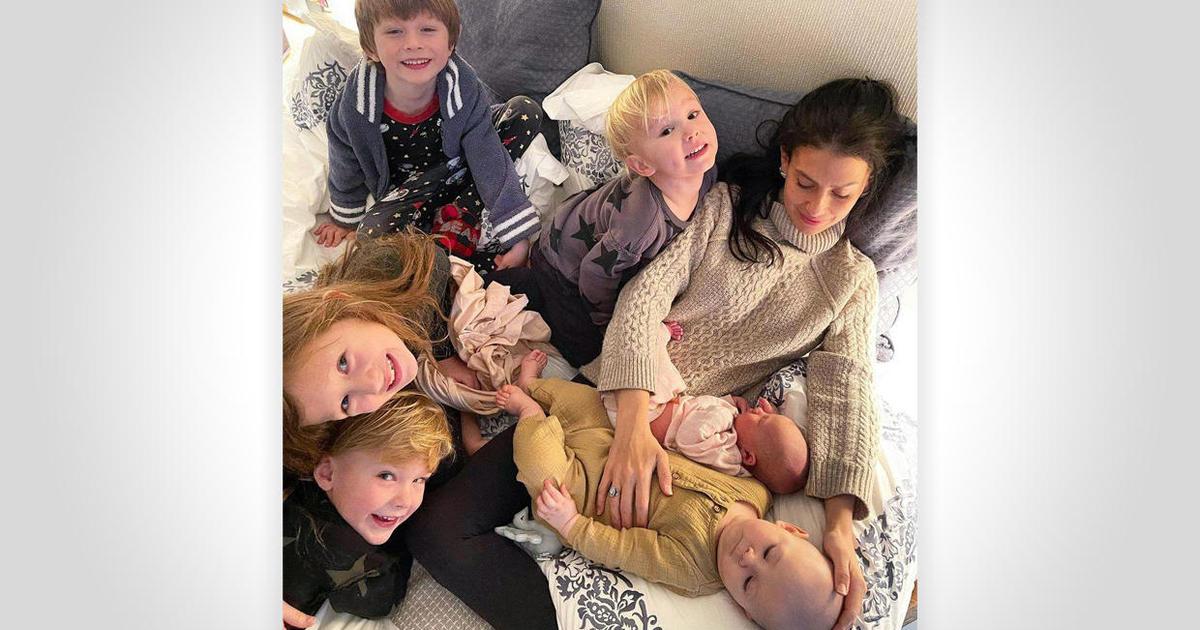 Hilaria and Alec Baldwin welcome sixth child