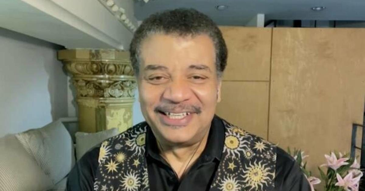 Astrophysicist Neil deGrasse Tyson on aliens, supervolcanoes and other cosmic queries