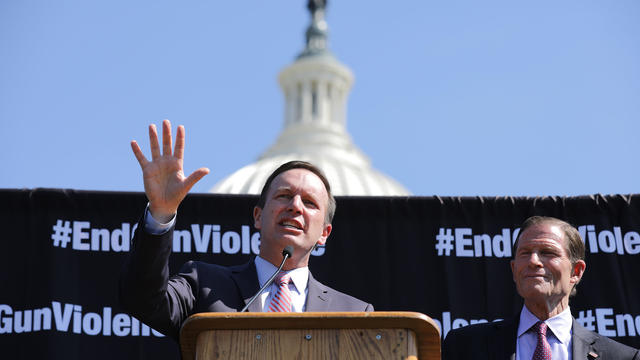 Rally To End Gun Violence Held At The U.S. Capitol