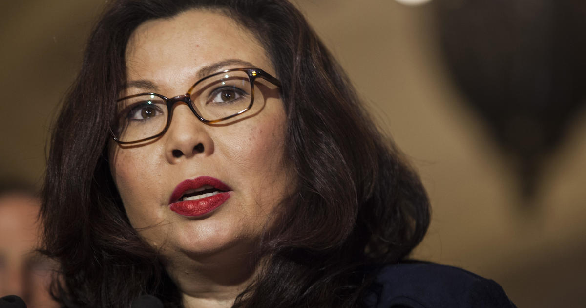 """Tammy Duckworth on anti-Asian American hate crimes: We """"are still viewed as an other"""""""