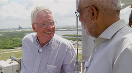 60 Minutes Rewind: Neil Armstrong on visiting the Moon