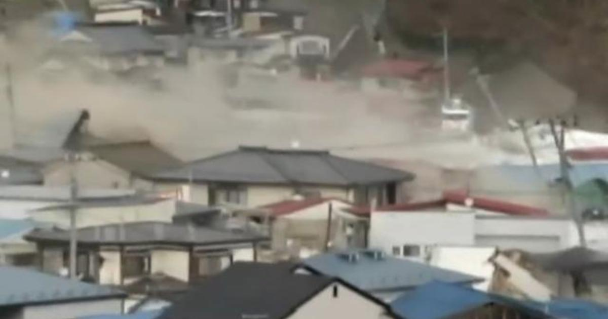 High school survivor recalls Japan's earthquake mega-disaster 10 years later