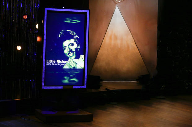 Little Richard — Grammy Awards 2021