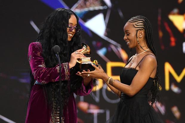 H.E.R. — Grammy Awards 2021