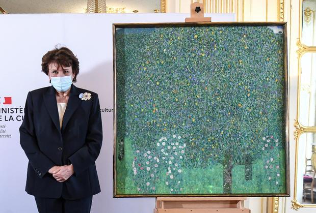 France Nazis Stolen Art