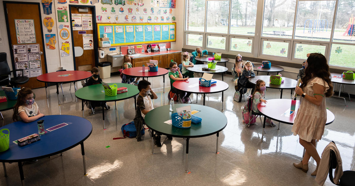 CDC releases new school distancing guidelines