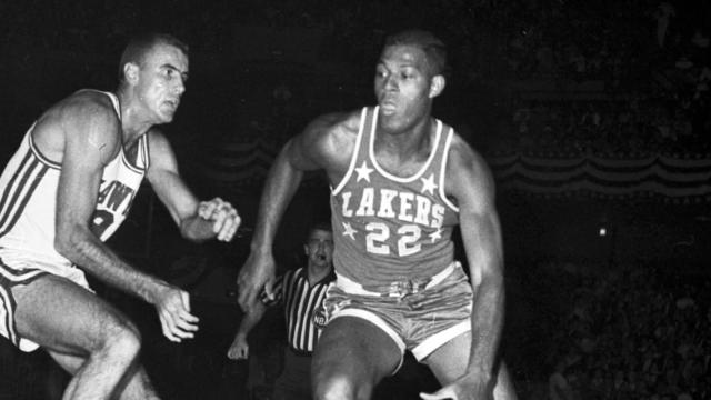 Elgin Baylor, Lakers legend and Hall of Famer, has died at 86 - CBS News 1
