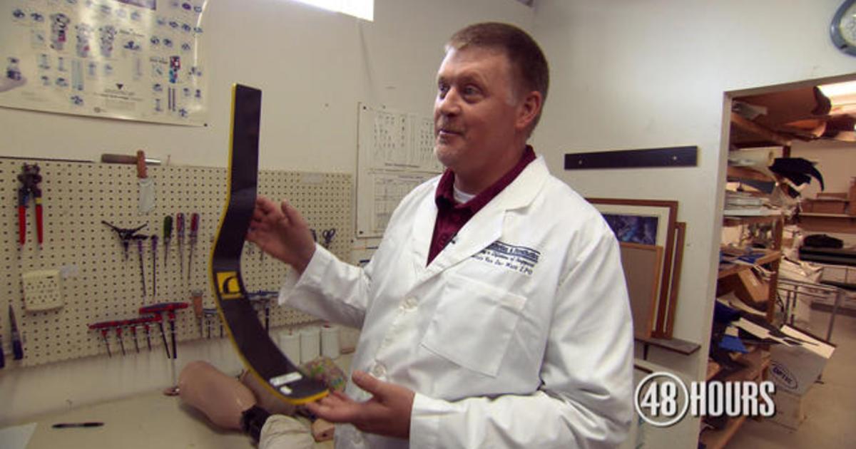 Oscar Pistorius' blade maker: Inside his Arkansas workshop