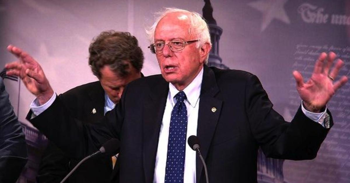 Senator Bernie Sanders wants fossil fuel execs to testify to the budget committee