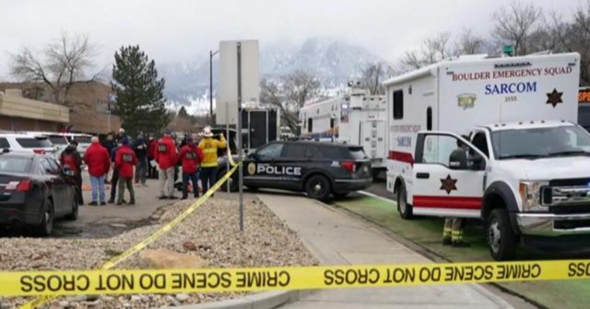 Colorado supermarket shooting: 10 victims identified & investigation latest
