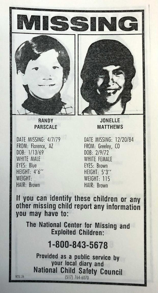 Jonelle Matthews missing