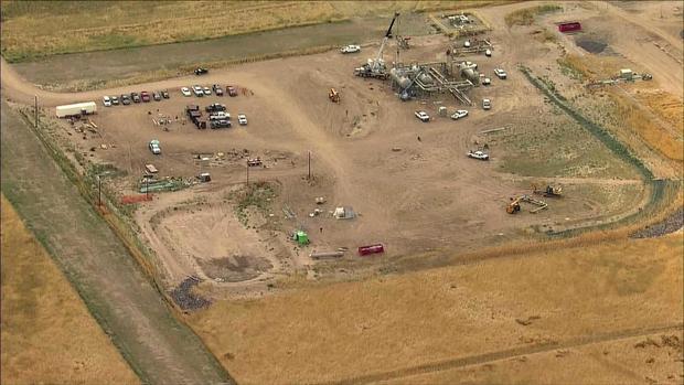 Matthews excavation