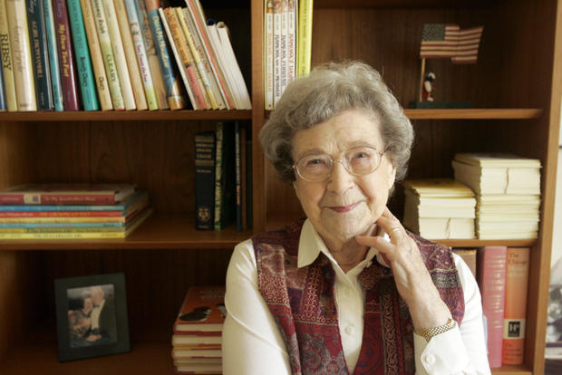 Cleary at home in Carmel Valley. Beverly Cleary, the author of such revered children®s books as the Ramona series, the Ralph S. Mouse series and the Henry Huggings series, turned 90 years this April and over the next few months her books are being reissu