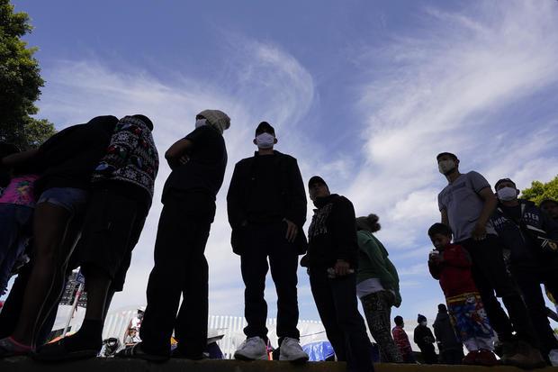 migrants immigration — Mexico