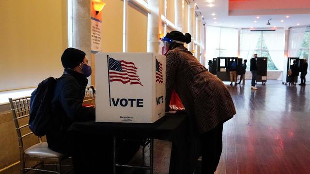 Explaining US Voting Bills Georgia