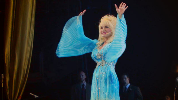 "Available April 7 on Netflix: ""Dolly Parton: A MusiCares Tribute"""