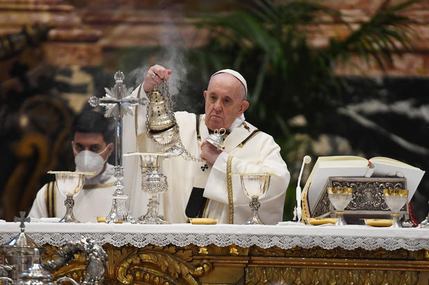 How COVID is hitting Pope Francis and the Catholic Church spiritually, and financially this Holy Week