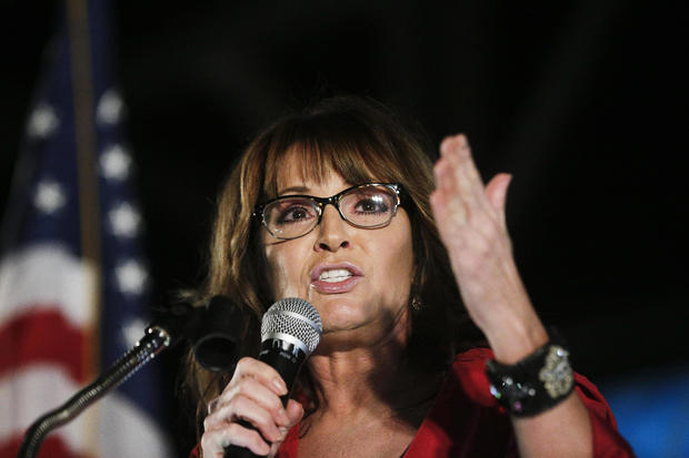 Virus Outbreak Palin
