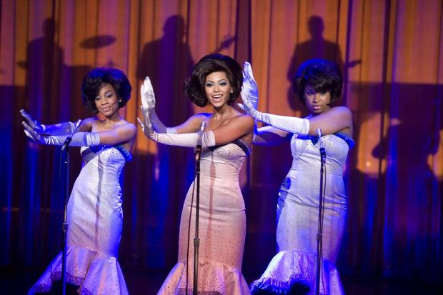 "Available April 24 on HBO Max: ""Dreamgirls"""