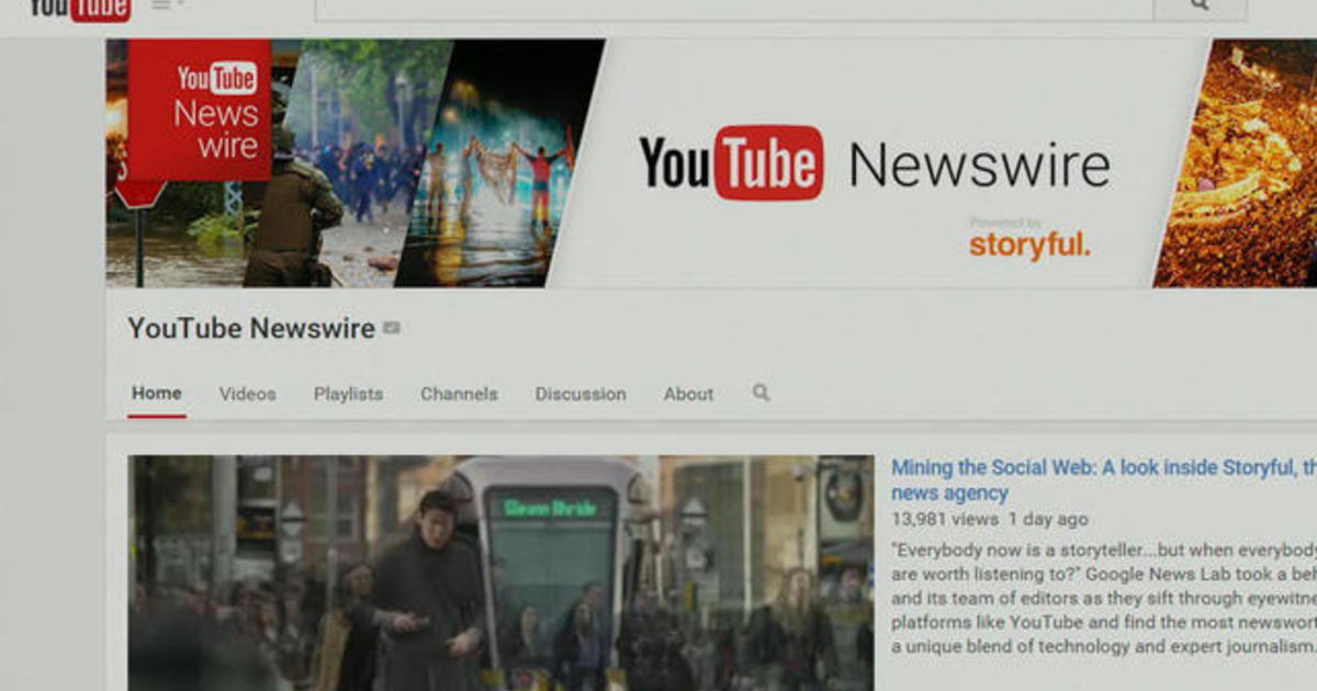 YouTube launches news service