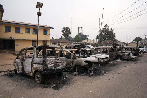Nigeria Prison Break