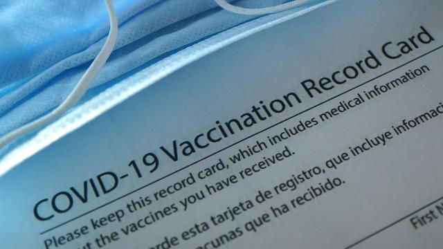 Covid vaccine plan