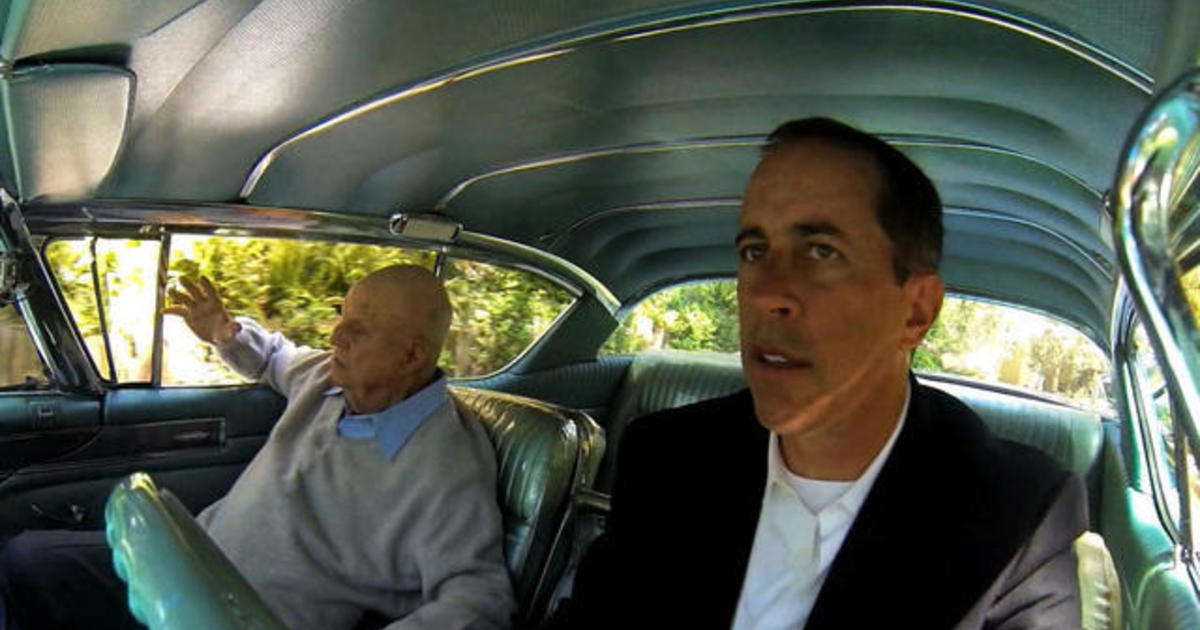 Why Jerry Seinfeld is driven