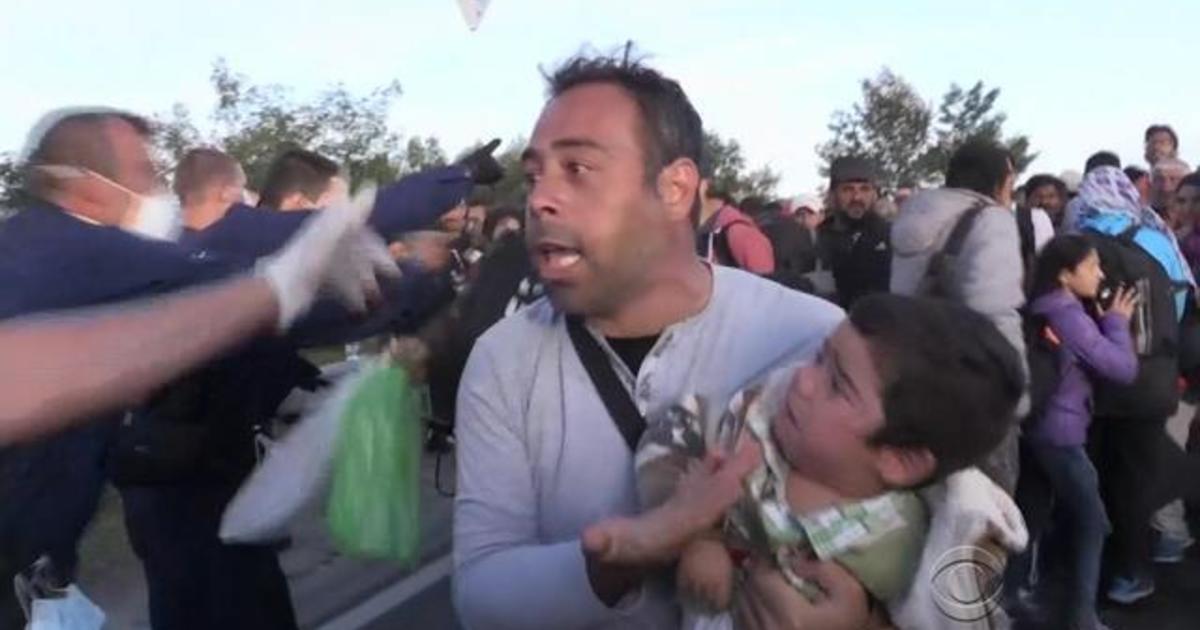 European leaders offer asylum to Syrian refugees