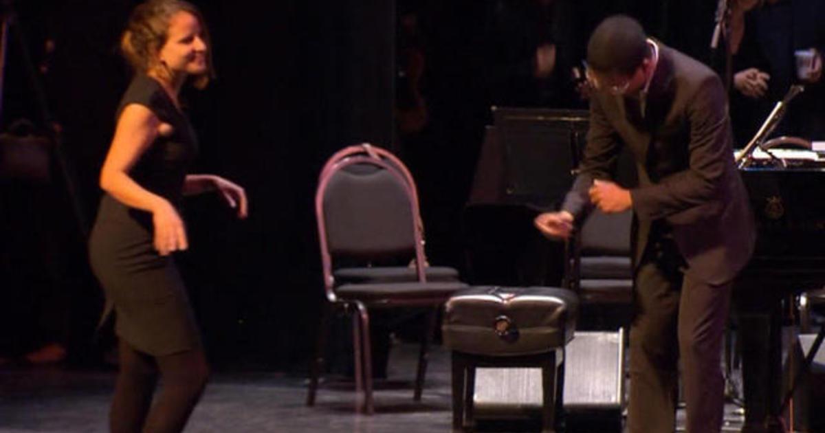 WATCH: Cuban jazz musicians break into dance during first U.S. performance