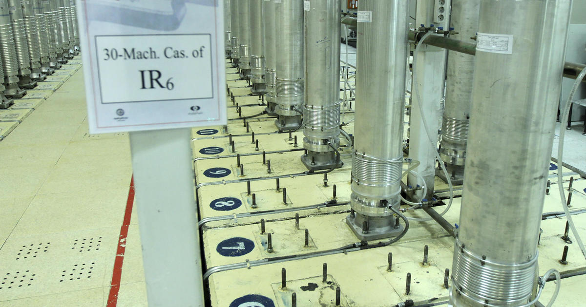 Iran says it's enriching uranium to 60% - What's going on with the Iran nuclear talks?