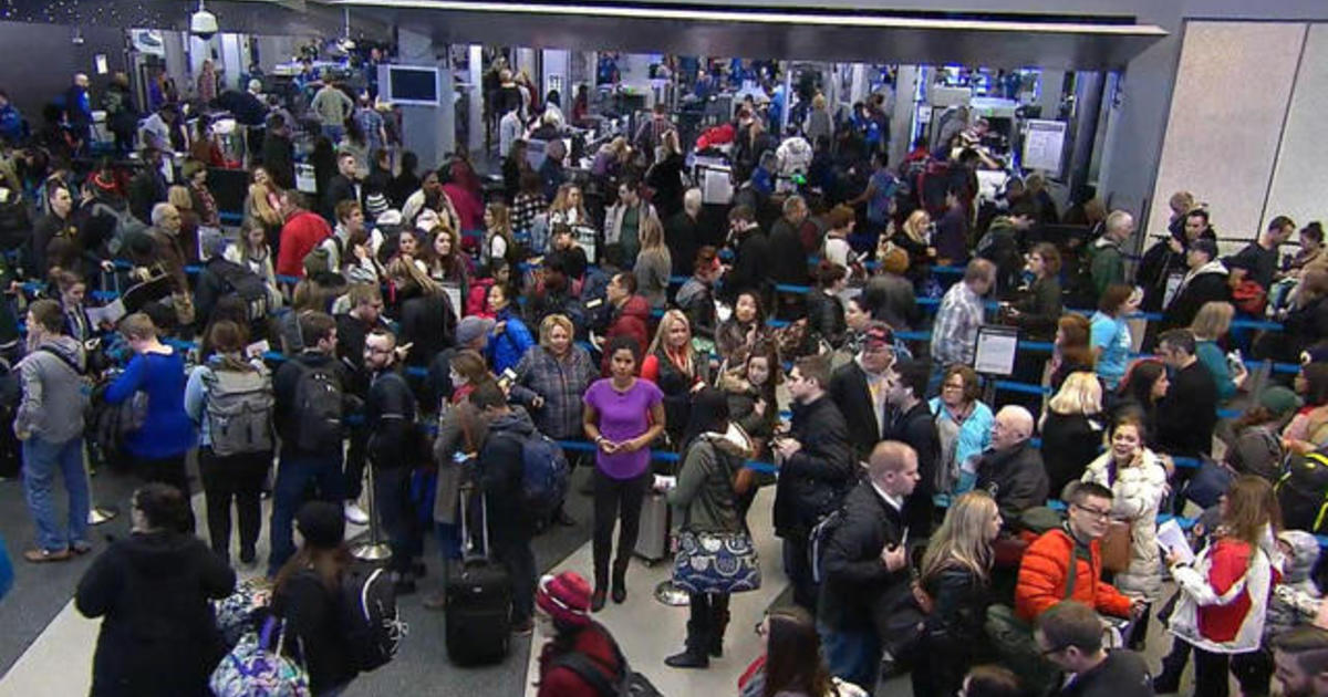 Winter storm causes widespread travel delays