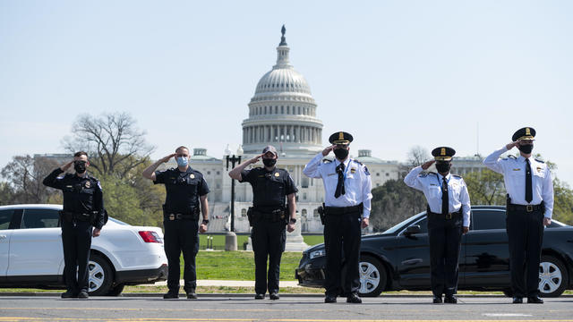 Capitol Shooting