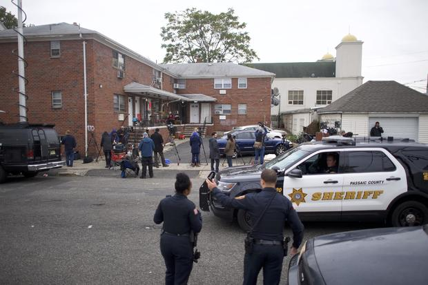 Terror Suspect's House In Paterson, New Jersey Searched By Police and FBI