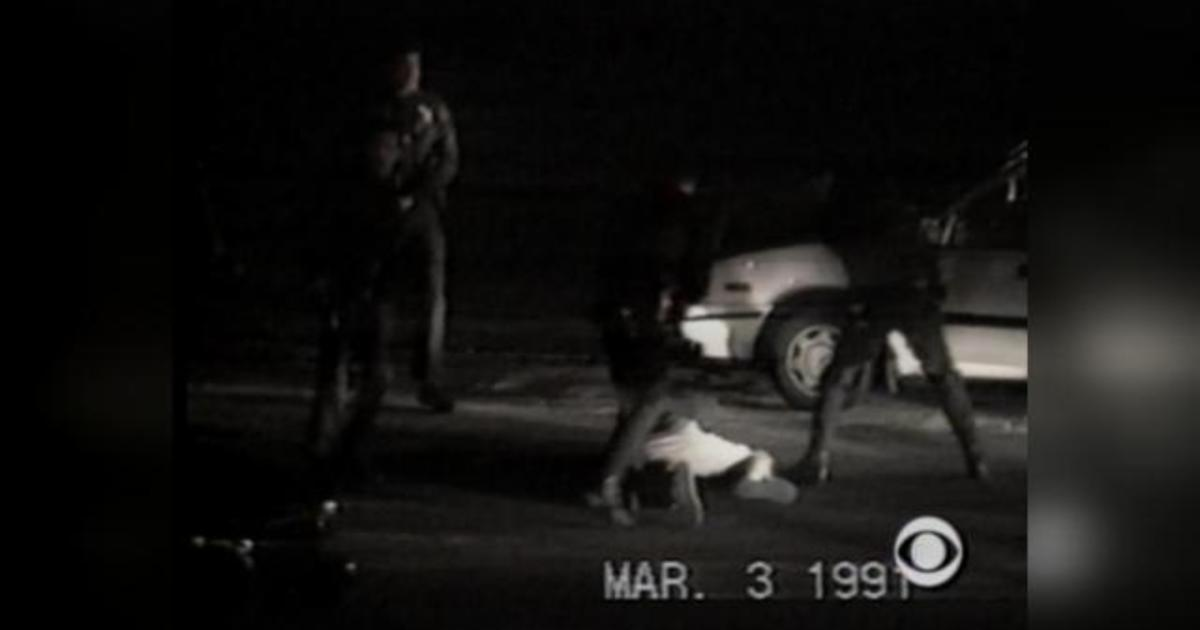 On this day: Camera rolls as Rodney King beaten by LAPD