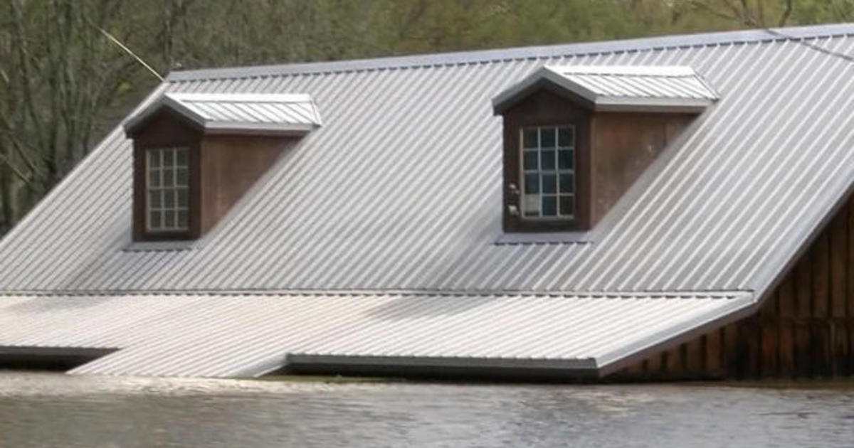Millions threatened by flooding in the South