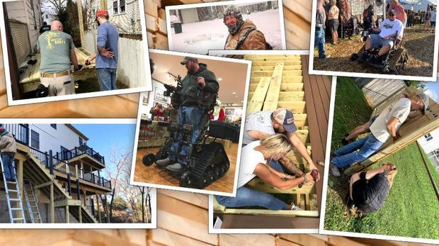 Pennsylvania woman quits career to serve full-time veterans