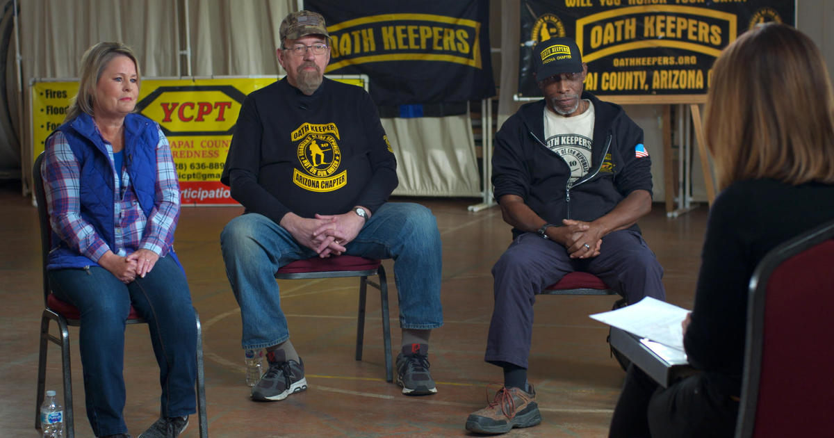 Arizona Oath Keepers criticize group's national head over members' breach of Capitol