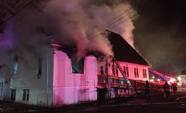 Springfield Massachusetts Fire Department