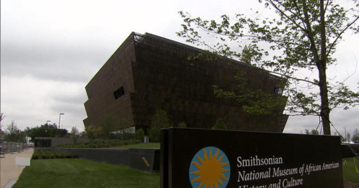 Preview of new African American history museum