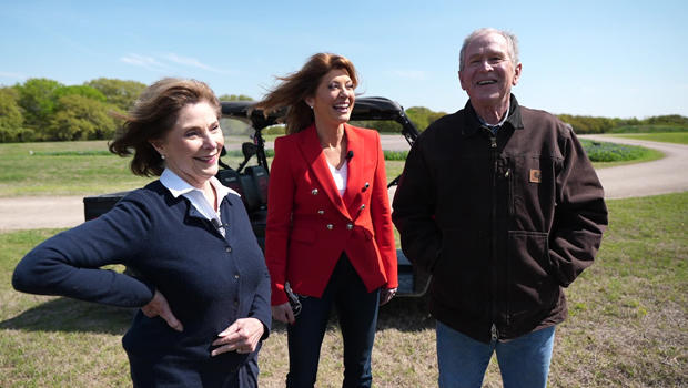 laura-and-george-w-bush-with-norah-odonnell-620.jpg