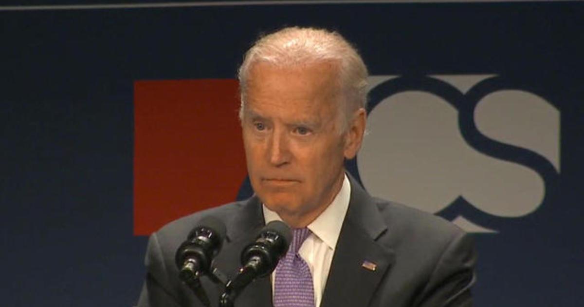 VP Joe Biden blasts Donald Trump