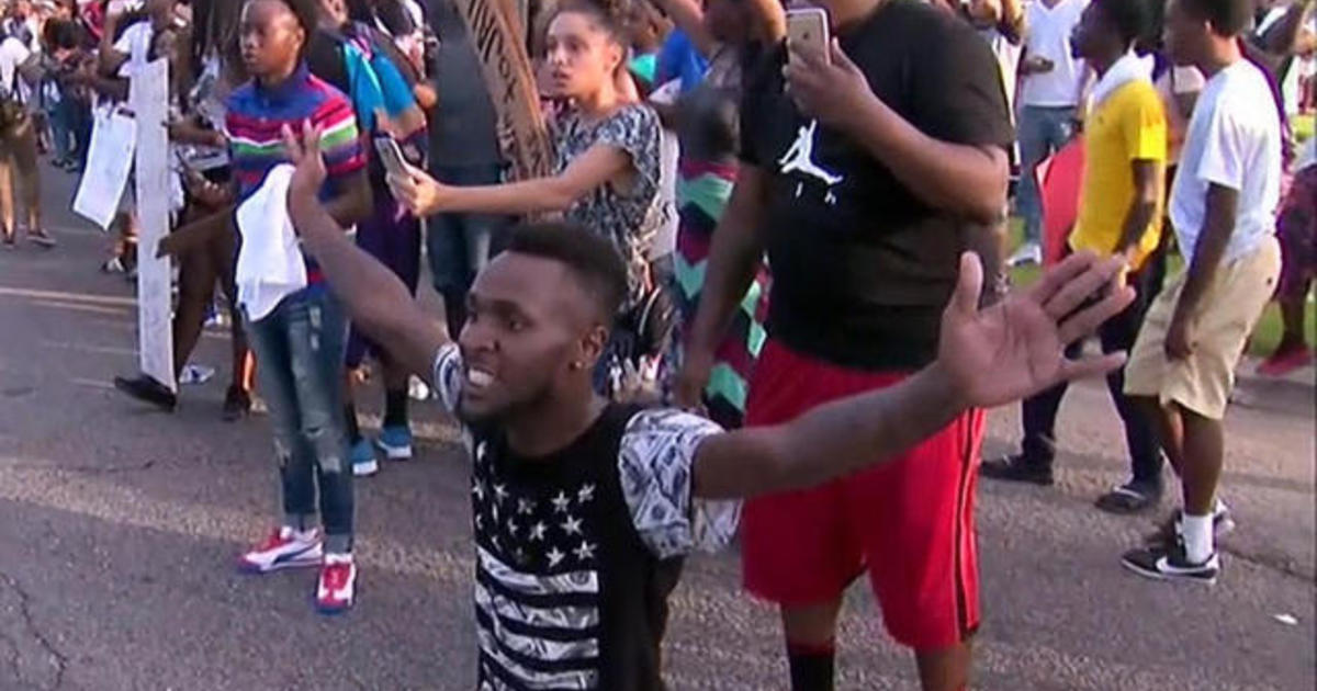 Protesters voice outrage over police violence nationwide