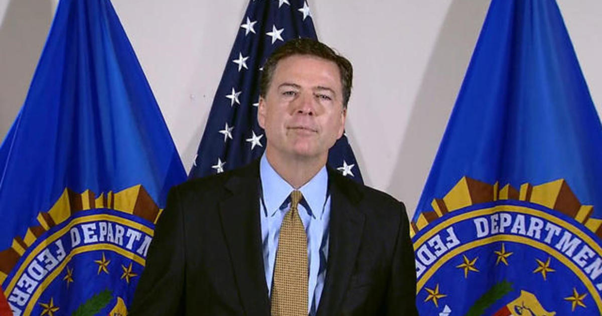 What do Republicans want from FBI Director James Comey?