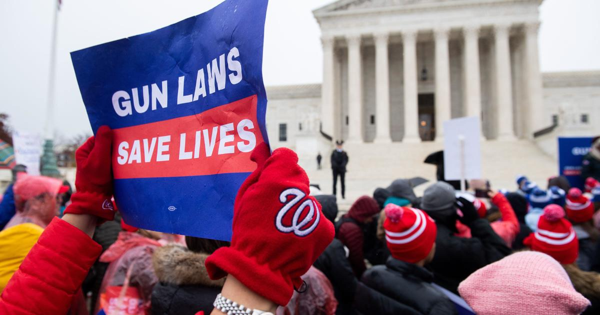 Supreme Court turns away disputes over gun ban for nonviolent felons