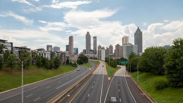Partisan Mask Battle Is On in Georgia as Kemp Sues Atlanta Mayor