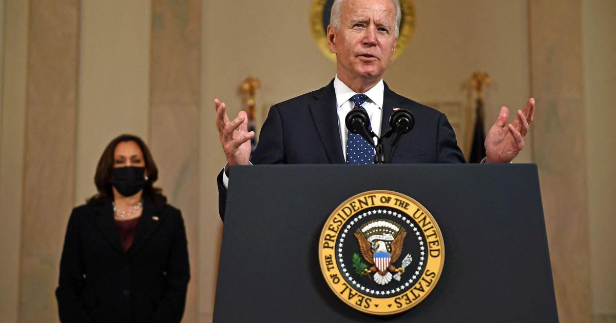 Biden calls Chauvin murder conviction a