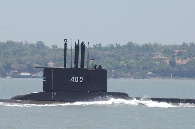 As Indonesia searches for sub, many fear it's too deep to be rescued