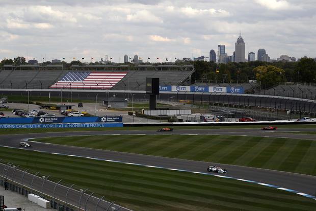 AUTO: OCT 02 NTT IndyCar Series - Harvest GP Race 1